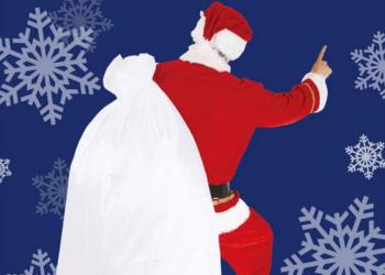 サンタの必需品!!プレゼント袋♪